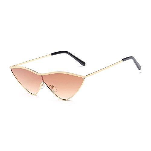 gafas elegantes de UV400 Ojo sexy C5 nuevas Sunglasses Señor Gafas CJ7771 C6 de Gato TL para gafas mujeres de tonalidades de sol sol de Gafas sol mujer CJ7771 YUZ00zng