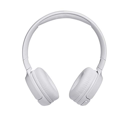 JBL TUNE 500BT – On-Ear Wireless Bluetooth Headphone – White