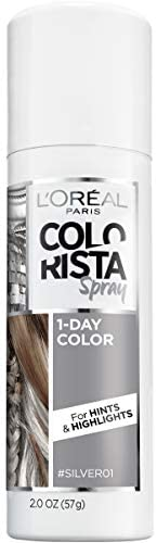 LOreal Paris Color Colorista Silver