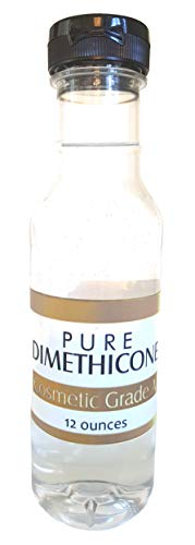 Dimethicone 12 Ounce Economy Size Liquid Silicone Great for Treadmill Belt Head Lice Treatment, Gun Oil (12 Bottle Lotion Oz Hair)