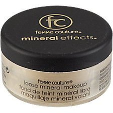 Femme Couture Mineral Effects Loose Mineral Makeup soft besque