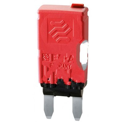 E-T-A Circuit Protection and Control 1626-3-10A , CIRCUIT BREAKER; THERM; MINI CBE; TYPE 3 MANUAL RESET; CUR-RTG 10A ; 24VDC