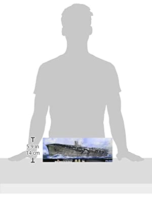 No.94, Navy and army aircraft carrier Hawk 1/700 special series 0/1944 model car