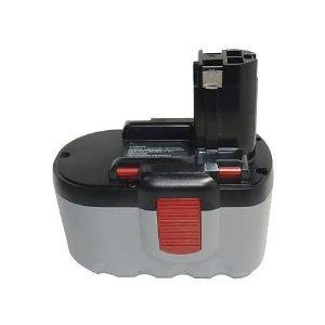 24 V 2200 mAh Battery for BOSCH 24 volt BAT030, BAT031, BAT240, BAT299, Ni-MH,