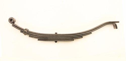 Libra New Trailer Leaf Spring-5 Leaf Slipper 3500lbs Capacity for 7000 Lbs Axle ()