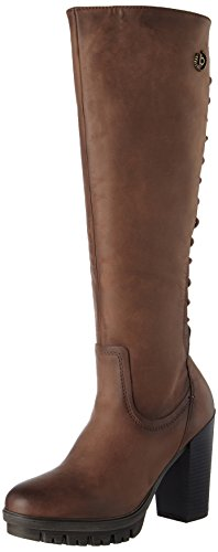 Brown Boots 411339301000 Bugatti 6000 Women's Brown Brown Eqv1ntznw