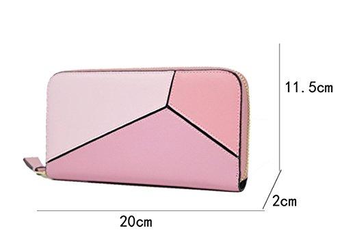 Sacs Pink Sac Main De À Provisions Occasionnels Embrayages Mode Portefeuille Mesdames wqAvp5c