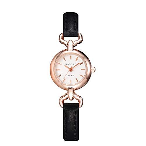 (Yucode Simplicity Bracelet Dress Watch Quartz Watches Analog Watch Bangle Watchd Roman Numeral Wristwatch)