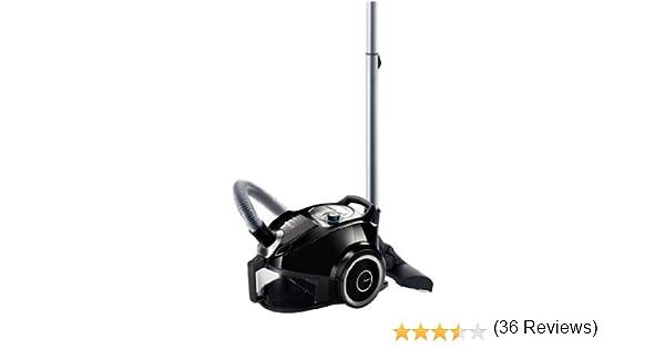 Bosch BGS41432 Runnn - Aspiradora sin bolsa, color negro: Amazon ...