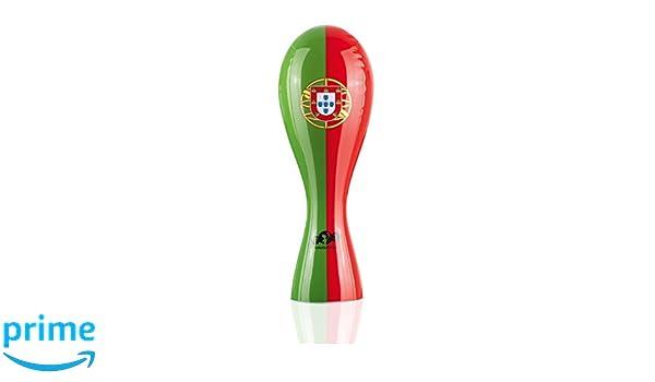 Uni Que Fan nuevo hinchable plástico Copa Portugal 52 cm Fan de ...