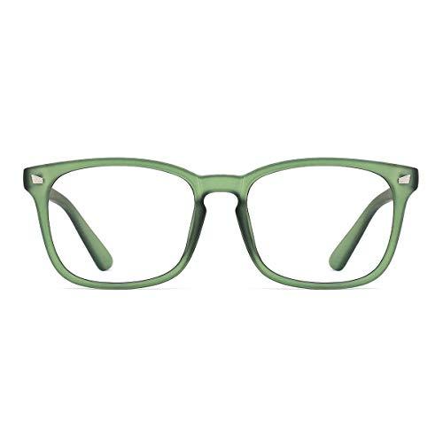 2136f3bf73 Fatigue Uv Anti Lunettes Bleue Oculaire Pour Lumière Tijn Vert Lunette  Filtre Ordinateur Monture anti De qBwzaA