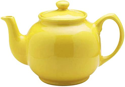 Price & Kensington Brights 6 Cup Yellow Teapot
