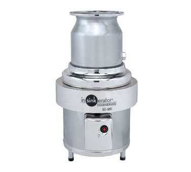 InSinkerator Disposer 5 HP 18'' bowl SS-500-18A-MSLV by InSinkErator
