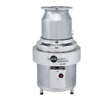 InSinkerator Disposer 5 HP 18'' bowl SS-500-18A-MSLV
