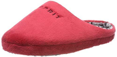 red 630 Rosso Pantofole Mule Stitchy Esprit Donna 18qHY1X