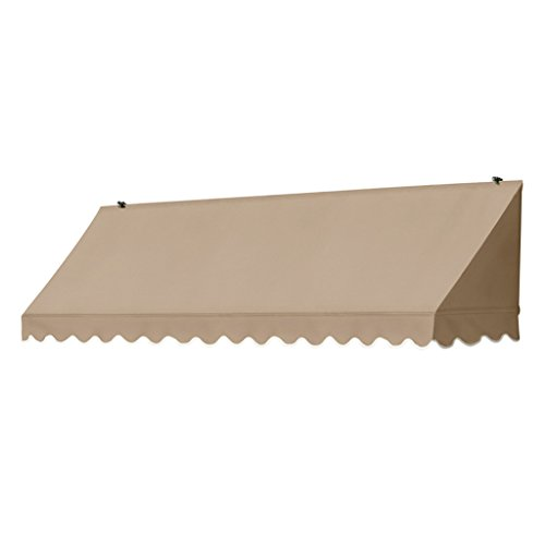awnings in a box 3020703 window awning 4 sand