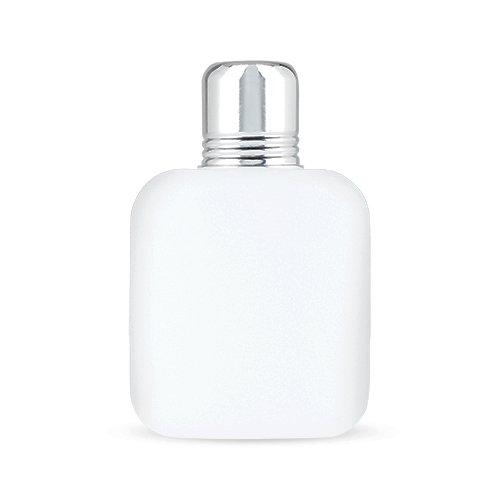 True 5197 Rogue 6oz Plastic Flask, White