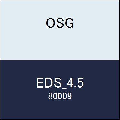 OSG エンドミル EDS_4.5 商品番号 80009
