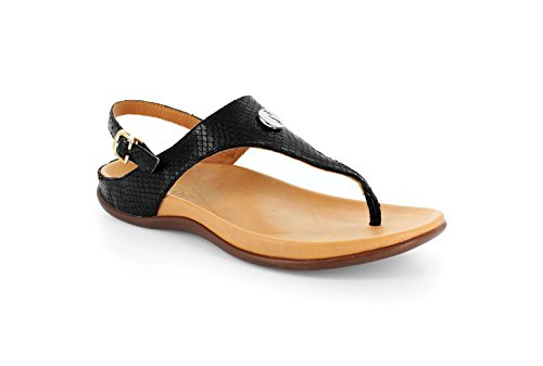 Black Lizard Footwear - Strive Footwear Tropez-Black-Lizard-10.5-11