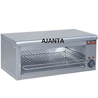 Ajanta Salamander Toaster Commercial Kitchen Equipment Bakery Item