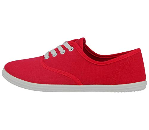 Red Sense No No Sneaker Donna Sense fwXP1Eq1