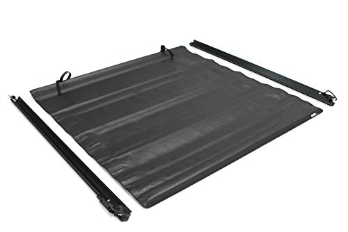 Lund 96072 Genesis Roll-Up Tonneau Cover, 2004 Through 2018 Ford F-150 with 5 1/2 Foot Bed ()