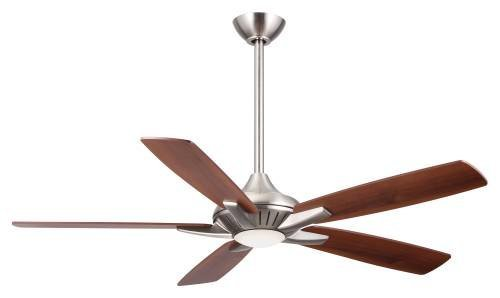 Minka-Aire F1000-BN, Dyno, 52'' Ceiling Fan, Brushed Nickel by Minka-Aire