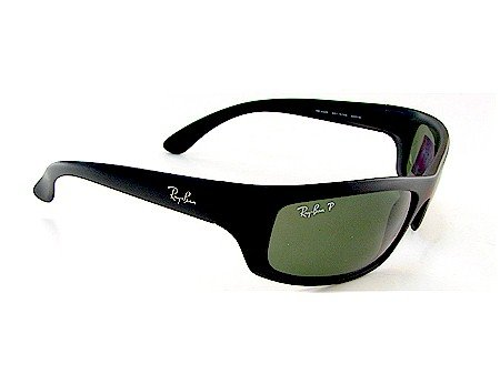 rb 4026  New Ray Ban Rb Polarized 4026 601-S/48 Rayban Matte Black Frame ...