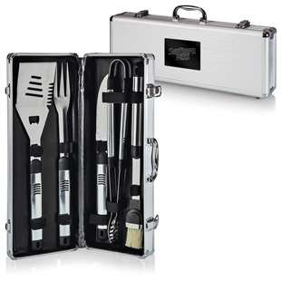 NCAA Southern Mississippi Golden Eagles Fiero 5-Piece BBQ Tool Set With Case
