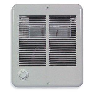 Dayton 5ZK54 Heater, Wall, 6.3 A