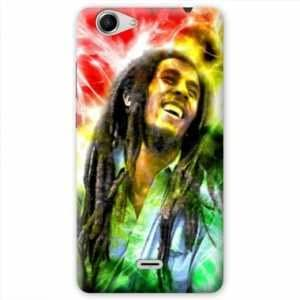 Amazon.com: Case Carcasa Wiko Pulp 4G Bob Marley - - color ...