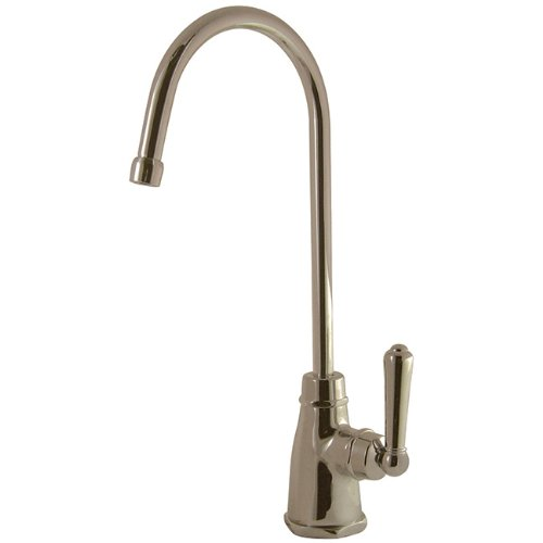 KINGSTON BRASS KS2198NML Magellan Cold Water Filtration Faucet, Brushed Nickel