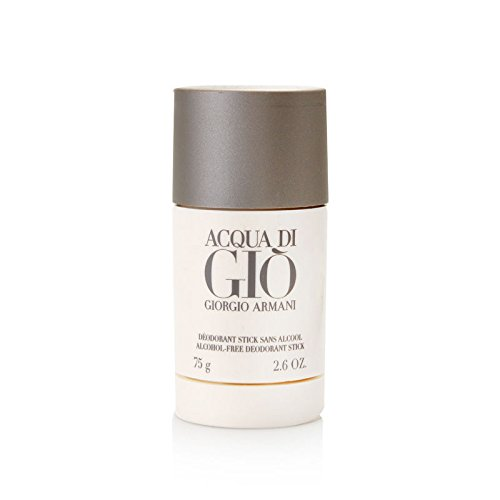 io Armani Acqua Di Gio Pour Homme Bath and Body Collection Deodorant 2.6 oz (Gio Collection)