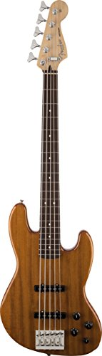 fender modern jazz bass v - 5