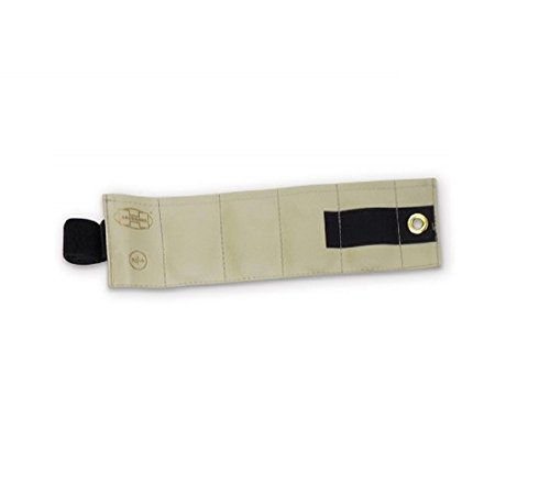 Hausmann Wrist/Ankle Weight - Sold Individually - Tan - .5 lbs. by Hausman