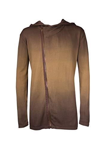 Musterbrand Star Wars Men Cardigan Chewbacca Brown XL -