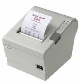 Epson tmt-20 de 88 de IV térmica Impresora de recibos con conexión ...