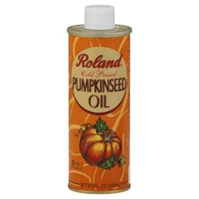Roland Pumpkinseed Oil, 8.5 Ounce - 6 per case.