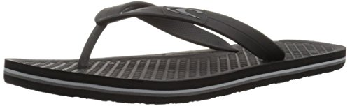 O'Neill Men's Reactor Flip-Flop, Black, 11 M (Mens Reactor)