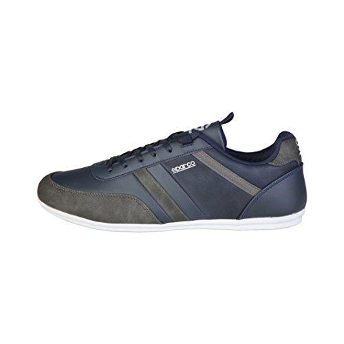 Chaussures Homme Sparco Art Wellington_blue Couleur Photo Taille De Votre Choix (40, Bleu)