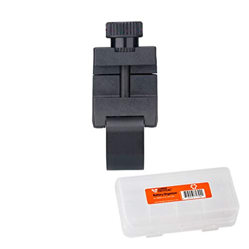 OLIGHT E-WM25 Mount M Series, Warrior X and 1 Inch Diameter Flashlights with LumenTac Battery Organizer