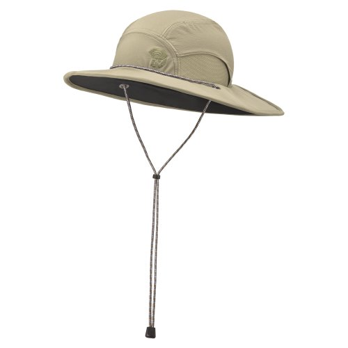 Mountain Hardwear Sun Hat (Mountain Hardwear Canyon Sun Hat - Men's Khaki)