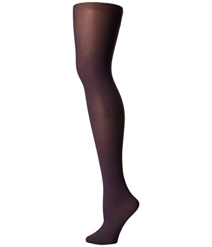 - HUE Women's Opaque Tights Smoky Purple 2