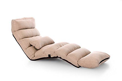 31ROeqNbRlL - E-joy Relaxing Sofa Bean Bag Folding Sofa Chair, Futon Chair and Lounge