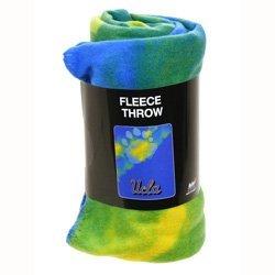 "50"" x 60"" Marque Fleece Throw Blanket Blanket: NCAA UCLA Bruins"