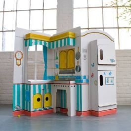 Exceptionnel Build A Dream Playhouses 144205 Pop N Play Kitchen
