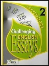 essay writing topics in english