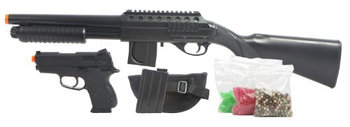 Mossberg Tactical Long Shotgun Kit with 2500 BB's