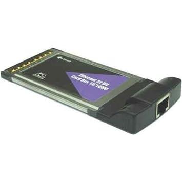 TARJETA PCMCIA RED ETHERNET LAN RJ45 10/100 SATYCO: Amazon ...