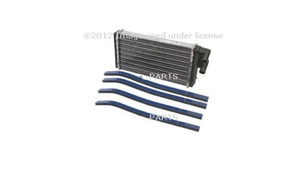 Audi (78 - 98) 100 200 5000 A6 Núcleo del calefactor nuevo OEM Behr ventilación calefacción agua caliente: Amazon.es: Coche y moto